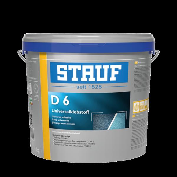 Клей для паркету Stauf  D6 15 кг