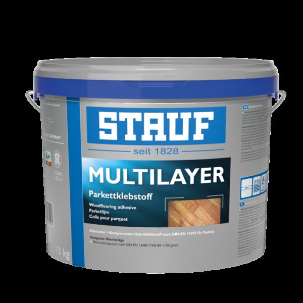 Клей для паркету Stauf  Multilayer 18 кг