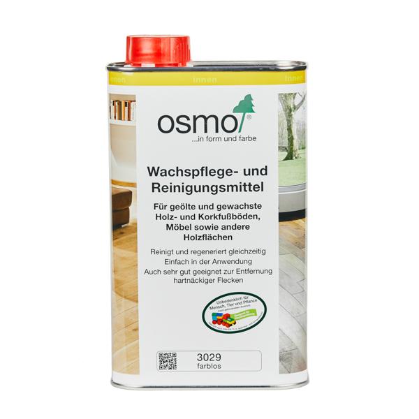 Плямоочищувач для паркету Osmo Wachspflege-Und Reinigungsmittel 3029 1 л